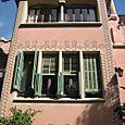 barcelona parc guell (gaudis' house)