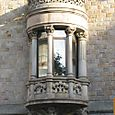 barcelona building detal