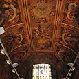 barcelona basilica cloister small chamber