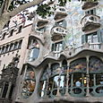 barcelona casa battlo (eixample)