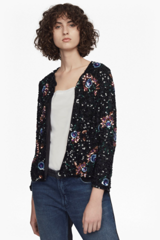 French conn sequin jacket