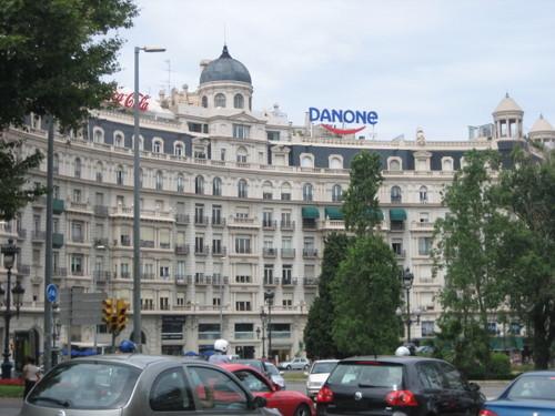 barcelona - avenguda diagonal
