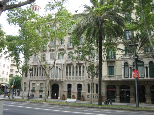 barcelona - avenuguda diagonal