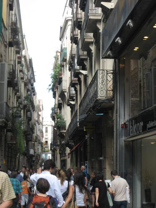 barcelona barrios gotic