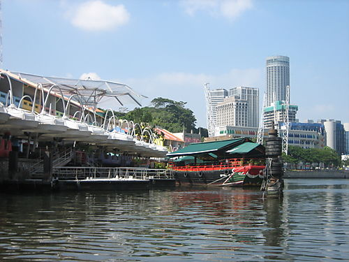 River at Clarke Quay