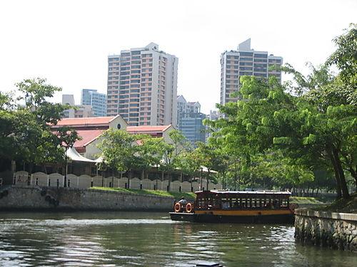 River nr Gallery Hotel